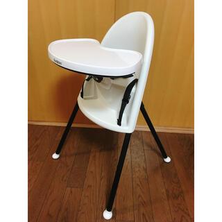 ベビービョルン(BABYBJORN)のベビービョルン ハイチェア ハーネス付 椅子 (その他)