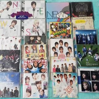 NEWS テゴマス CD.DVDまとめ売り 手越 山P ニュース(ポップス/ロック(邦楽))