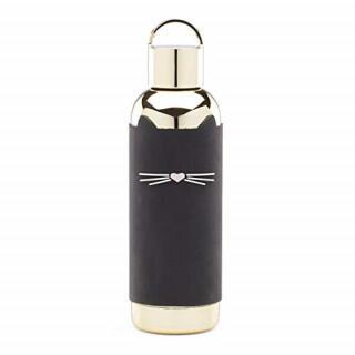 ケイトスペードニューヨーク(kate spade new york)の新品 猫ちゃん タンブラー アメリカ 正規店購入 水筒(タンブラー)