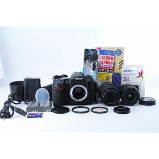 ニコン(Nikon)の417MR Nikon D300 ダブルズームレンズ ニコン(デジタル一眼)