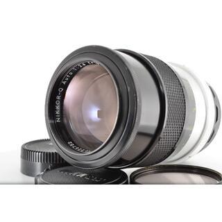 ニコン(Nikon)のニコン Nikon Nikkor-Q Auto 135mm F2.8 #1406(レンズ(単焦点))