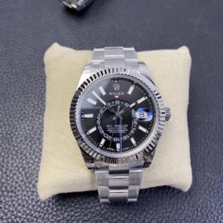 ROLEX - 即日発送 S品ロレックス1 メンズ 腕時計自動巻き