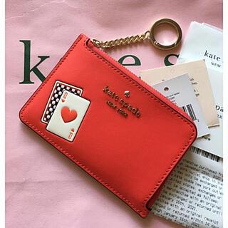kate spade new york - ケイトスペード カード&コインケース ラッキー