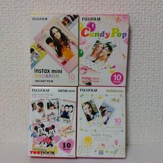 フジフイルム(富士フイルム)のチェキ Instax mini cheki 40枚セット(フィルムカメラ)