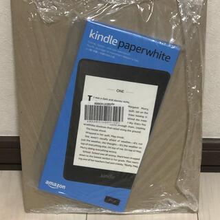 Kindle Paperwhite wifi 32GB 広告つき 新品未開封(電子ブックリーダー)