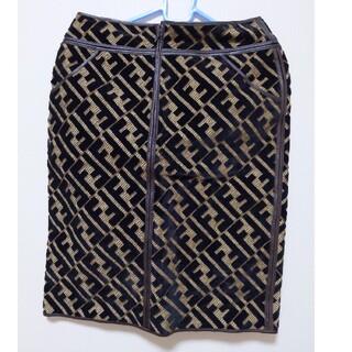 フェンディ(FENDI)のスカート FENDI(ひざ丈スカート)