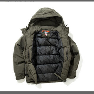 NANGA - NANGA takibi ダウン Orange別注モデル オリーブ 新品