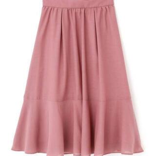 PROPORTION BODY DRESSING - プロポーションボディドレッシング シアーカラーティアードスカート