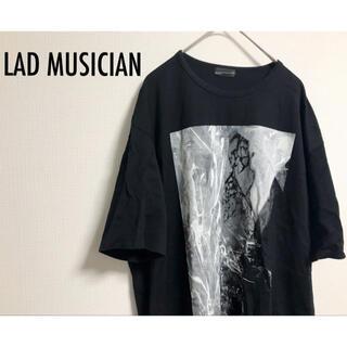 LAD MUSICIAN - LAD MUSICIAN 18aw フォトビッグTシャツ ユニセックス