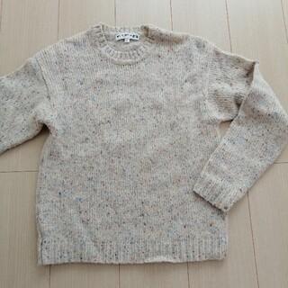 ユニクロ(UNIQLO)のユニクロ ニット セーター カラーネップ Sサイズ(ニット/セーター)