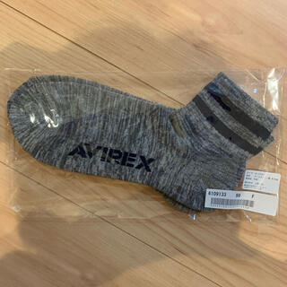 アヴィレックス(AVIREX)の新品 未使用 アヴィレックス 靴下 ソックス 25-27cm(ソックス)