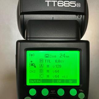 ニコン(Nikon)のGODOX TT685N X1T-Nセット(ストロボ/照明)