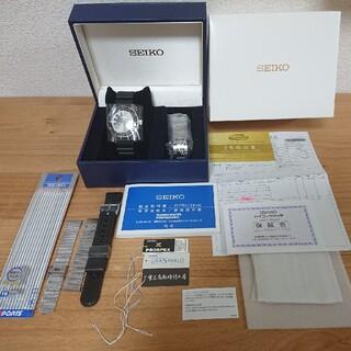 セイコー(SEIKO)のセイコー SEIKO SBDX019 ファーストダイバー 復刻 美品 sbdx(腕時計(アナログ))