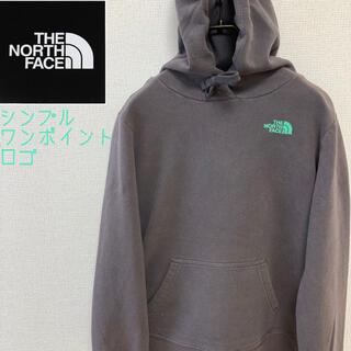 THE NORTH FACE - ノースフェイス スエットパーカー ★刺繍ロゴ★