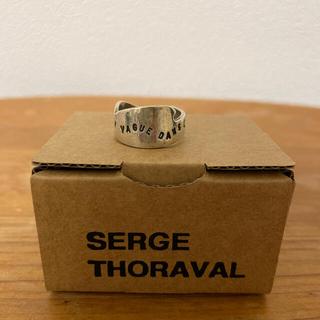 アッシュペーフランス(H.P.FRANCE)のSERGE THORAVAL RING(リング(指輪))