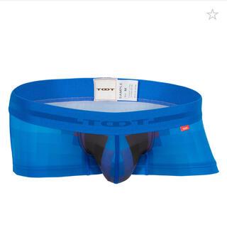 トゥート(TOOT)のTOOT ピクセレイトnanoボクサー ブルー sサイズ(ボクサーパンツ)
