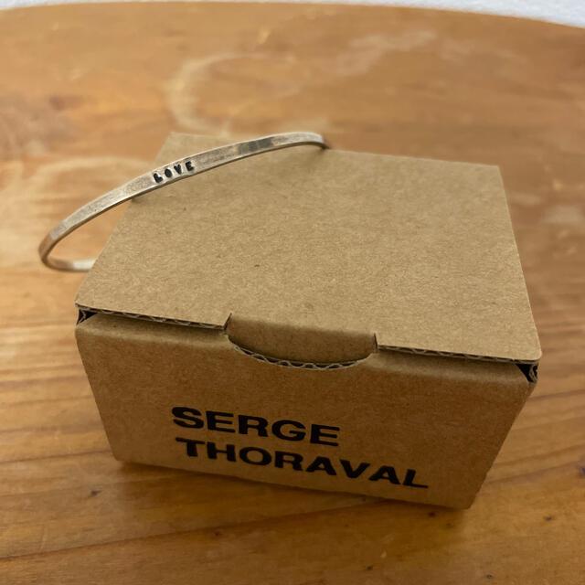 H.P.FRANCE(アッシュペーフランス)のSERGE THORAVAL ブレスレット レディースのアクセサリー(ブレスレット/バングル)の商品写真