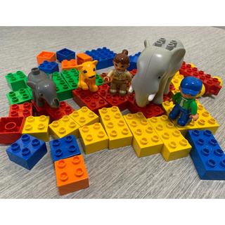 Lego - LEGO レゴ デュプロ ぞうさんのバケツ 中古品