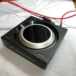 ゼンハイザー(SENNHEISER)のSennheiser ゼンハイザー  gsx1000 オーディオアンプ(PC周辺機器)