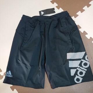 アディダス(adidas)のadidas ハーフパンツ メンズ S 黒 ショートパンツ (ショートパンツ)