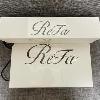 ReFa - リファ ドライヤー アイロン セット