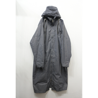 vintage zip design mods coat 90s