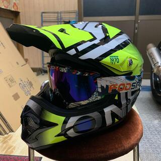ONEALオフロードヘルメット XL(モトクロス用品)