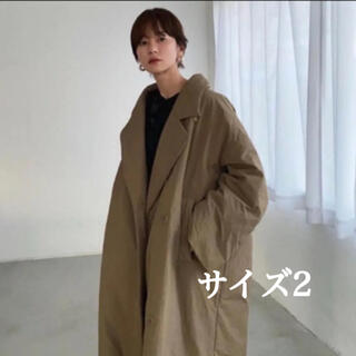 CLANE  COLOR DOWN CHESTER COAT(ダウンコート)