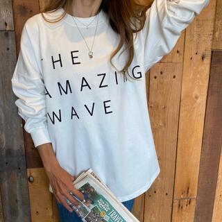 ベイフロー(BAYFLOW)の春服コーデ☆LUSSO SURF パームツリーロンT スウェット Sサイズ☆(Tシャツ(長袖/七分))