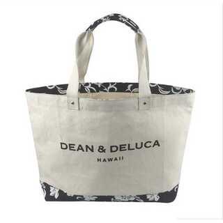 DEAN&DELUCAのトートバック ハンドバック! ハワイ限定品 エコバッグ
