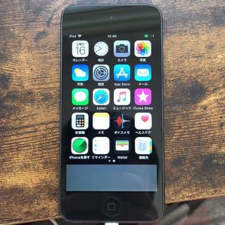 アップル(Apple)のiPod touch 第6世代 多少値引考慮(ポータブルプレーヤー)