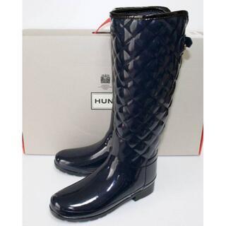 ハンター(HUNTER)の定価24200 新品 本物 HUNTER 靴 ブーツ JP25 2114(レインブーツ/長靴)