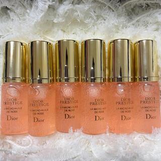 Dior - 現品30ml 30800円分!ディオール プレステージ ユイルドローズ 美容液