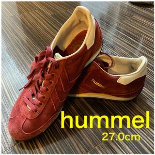 ヒュンメル(hummel)のヒュンメル スニーカー hummel(スニーカー)