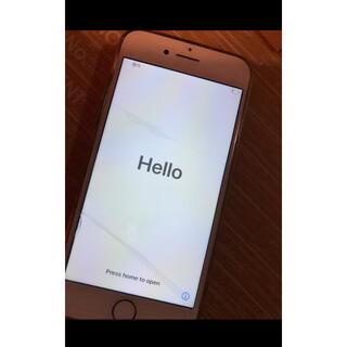 iPhone7 ジャンク品(スマートフォン本体)