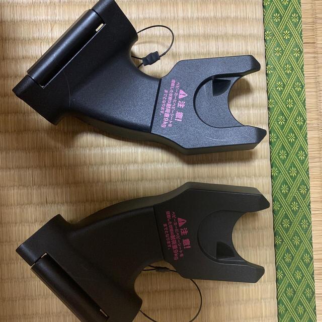 AIRBUGGY(エアバギー)のエアバギー アダプタ キッズ/ベビー/マタニティの外出/移動用品(ベビーカー用アクセサリー)の商品写真
