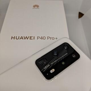 HUAWEI P40 Pro plus 中国版 8GB/256GB(スマートフォン本体)