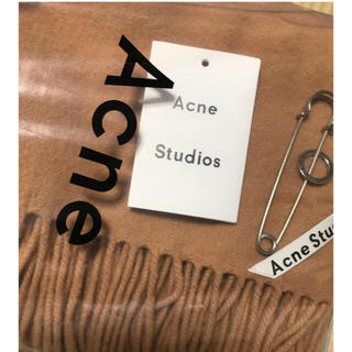 アクネ(ACNE)のAcne Studios ストール マフラー(マフラー/ショール)