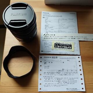 富士フイルム - 極美品 保証あり 富士フイルム  XF16-80mm F4 R OIS WR