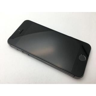 アップル(Apple)のau iPhone5s A1453 スペースグレイ 16GB◆美品◆402(スマートフォン本体)