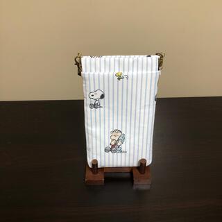ジェラートピケ(gelato pique)の三四郎様専用 ハンドメイドバネ口金スマホポーチ4点(スヌーピー)(ポーチ)