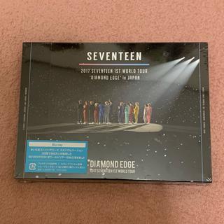 【新品】セブチ 'DIAMOND EDGE' in JAPAN  Blu-ray(ミュージック)