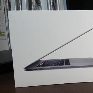 アップル(Apple)のMacbook pro 2019 15インチ(ノートPC)