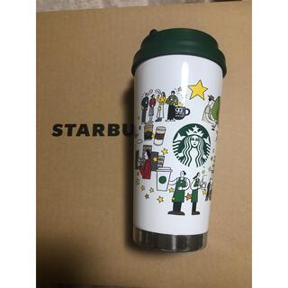 スターバックスコーヒー(Starbucks Coffee)のステンレス タンブラー(タンブラー)
