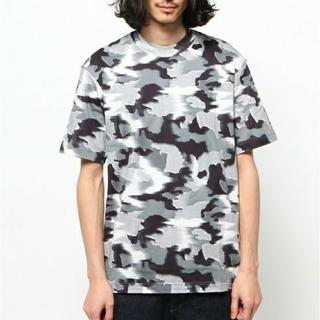 ジョンローレンスサリバン(JOHN LAWRENCE SULLIVAN)のjohn lawrence sullivan  迷彩柄tシャツ(Tシャツ/カットソー(半袖/袖なし))