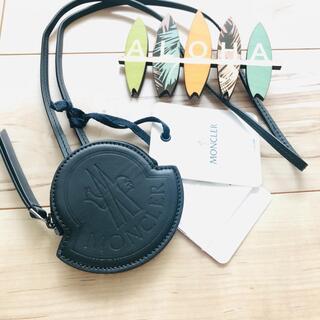 モンクレール(MONCLER)の新品 タグ有り モンクレール コインケース ショルダーバッグ ハワイ(ショルダーバッグ)