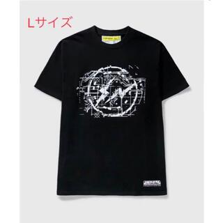 フラグメント(FRAGMENT)の定価以下 CYBERPUNK X FRAGMENT DESIGN 001 L(Tシャツ/カットソー(半袖/袖なし))