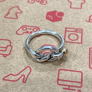 ティファニー(Tiffany & Co.)のティファニー ラブノット リング 10号 指輪(リング(指輪))