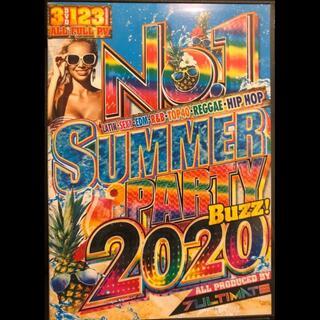 洋楽DVD NO1 SUMMER PARTY BUZZ! 2020(ミュージック)