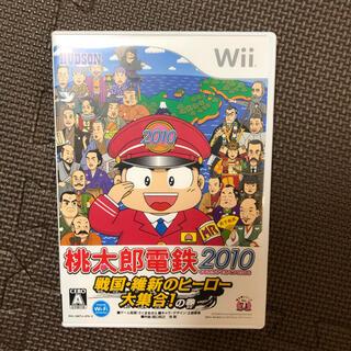 ウィー(Wii)の桃鉄2010 戦国維新のヒーロー大集合(家庭用ゲームソフト)